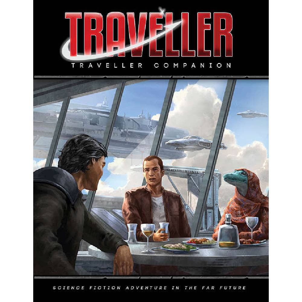 Joc Traveller Companion RPG