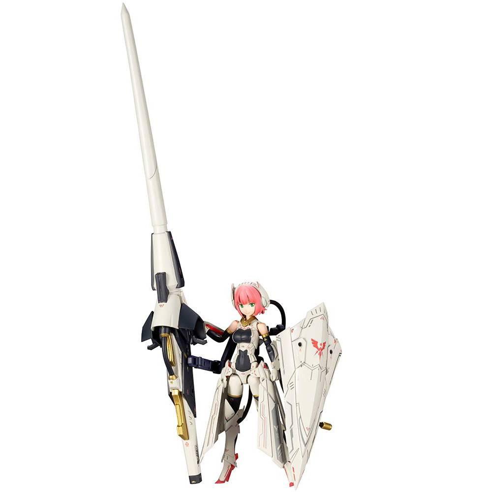 Figurina Kit de Asamblare Plastic Megami Device 1/1 Bullet Knights Lancer 35 cm