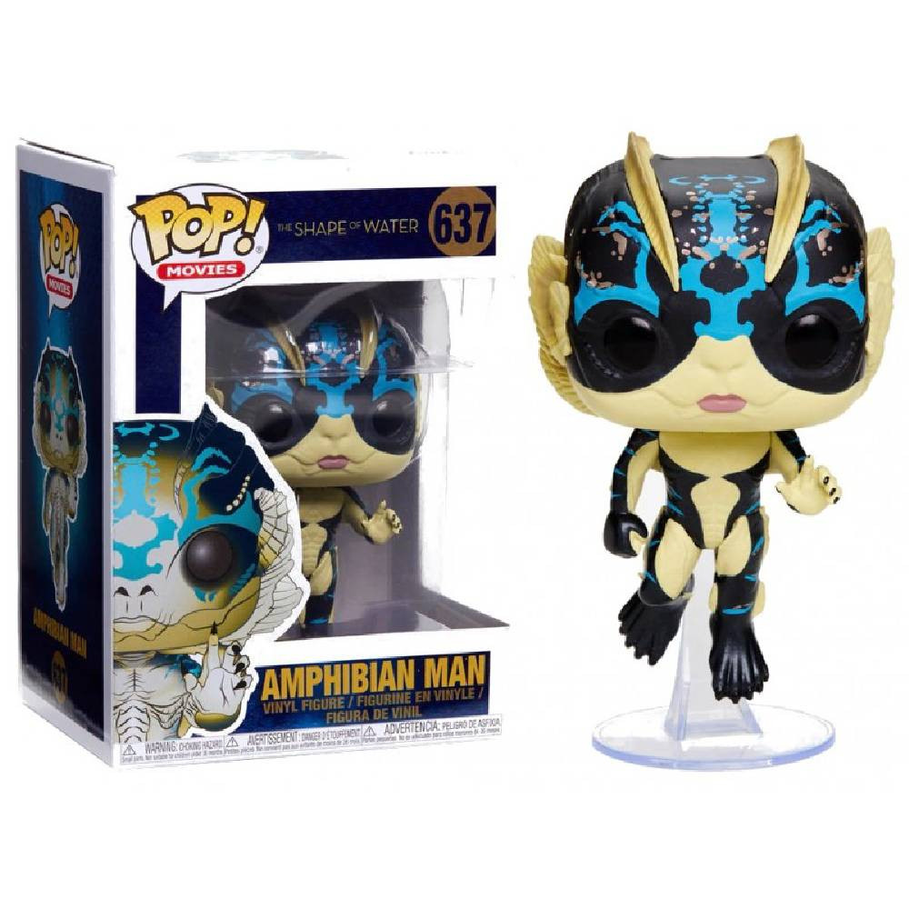 Figurina Funko Pop Shape of Water Amphibian Man