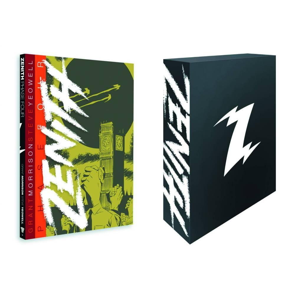 Zenith HC Slipcase Set