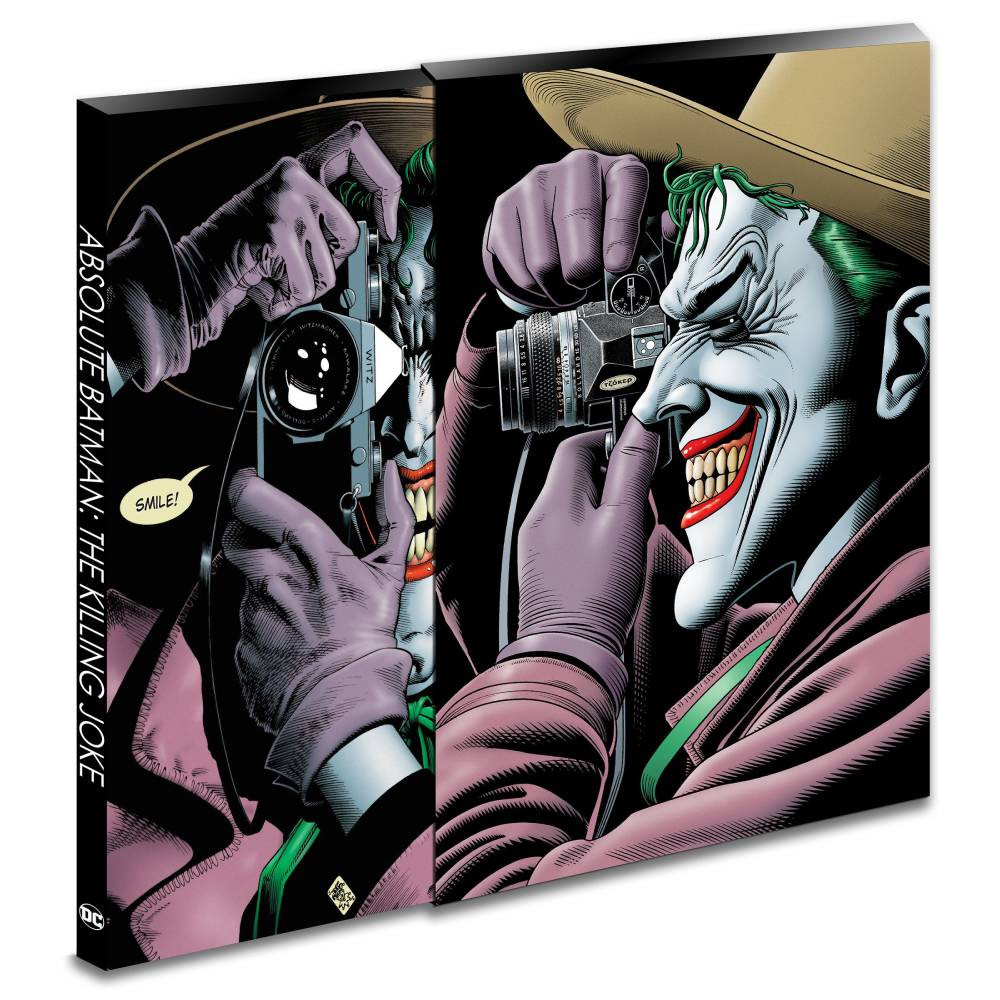 Absolute Batman The Killing Joke HC imagine