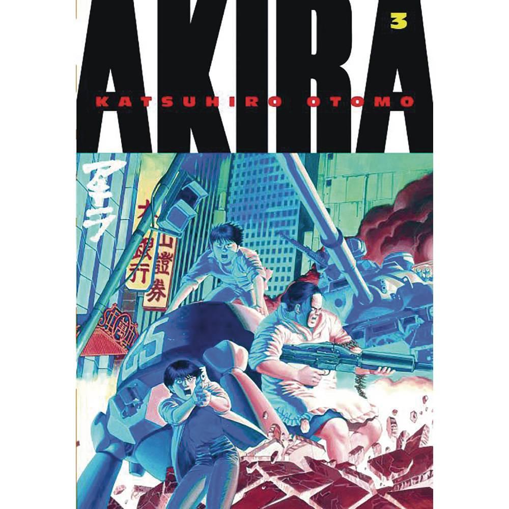 Akira Kodansha Edition GN Vol 03
