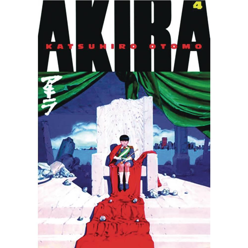Akira Kodansha Edition GN Vol 04