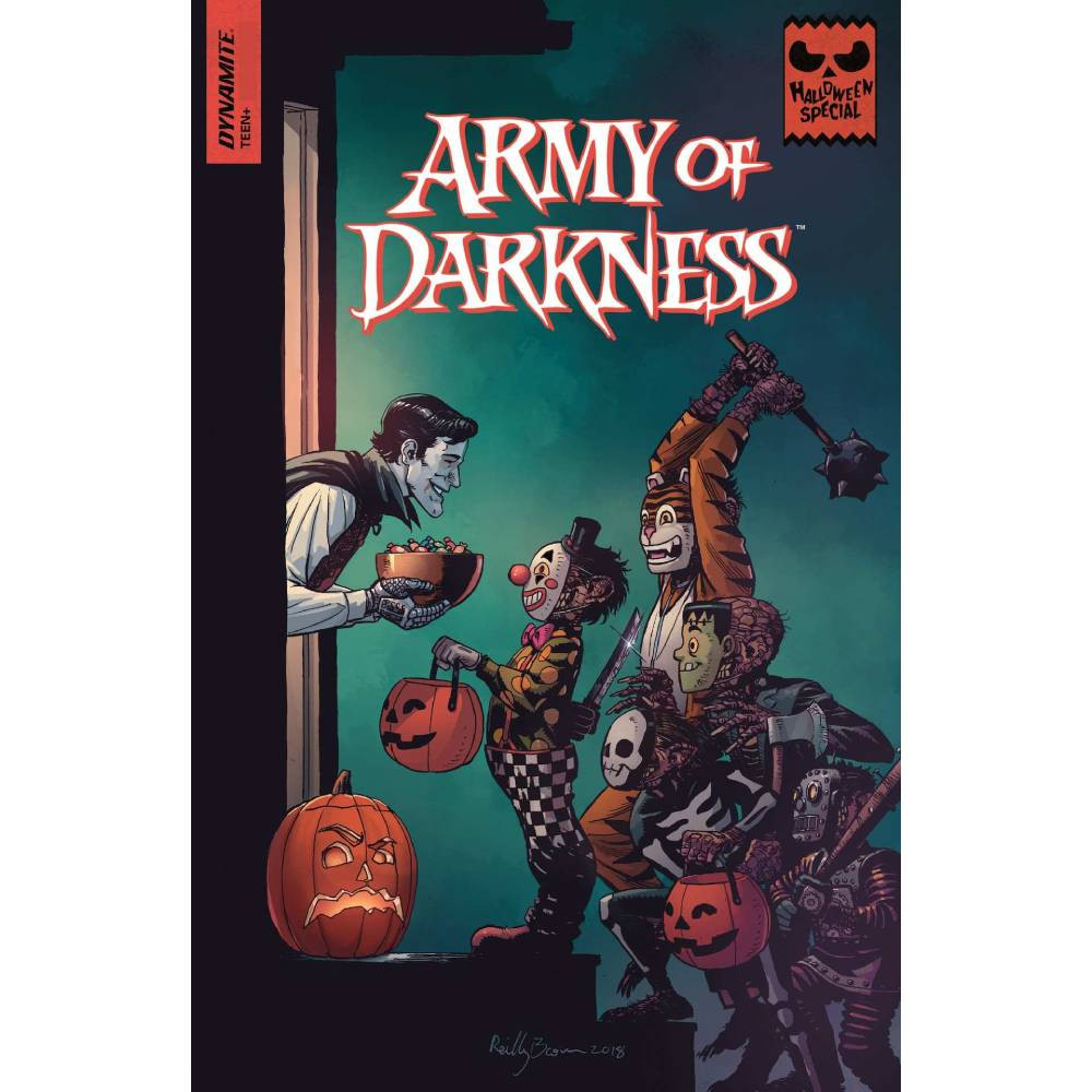 Army of Darkness Halloween Special