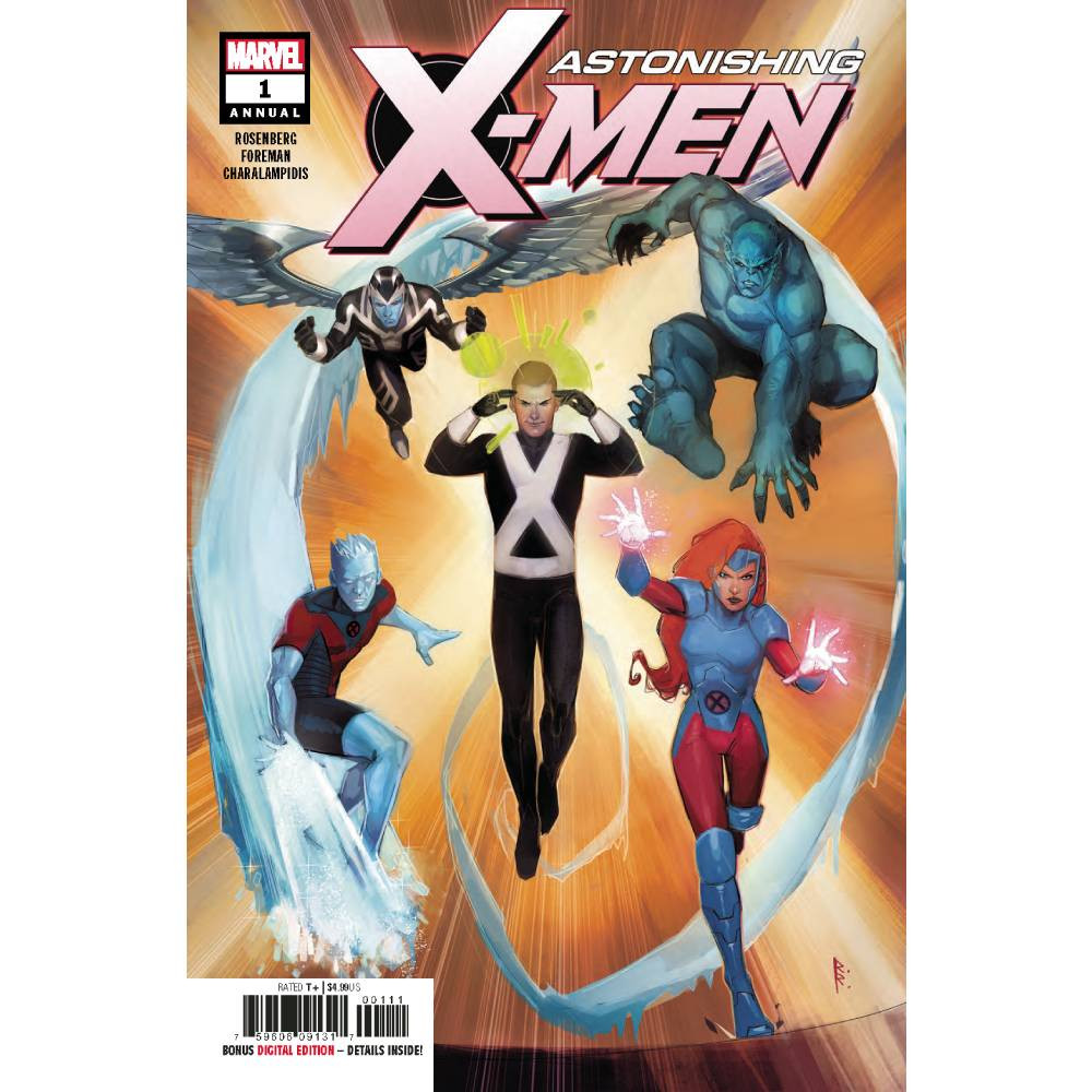 Astonishing X-Men Annual 01