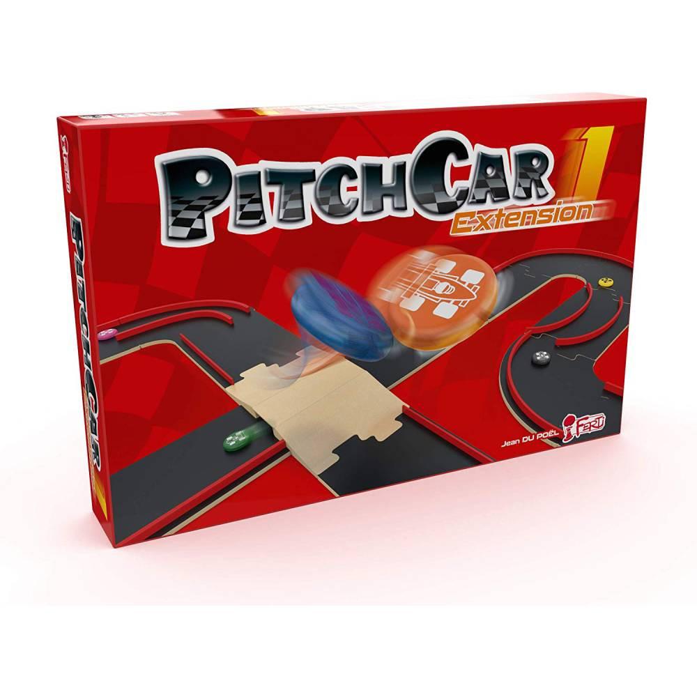 Expansiune 1 PitchCar