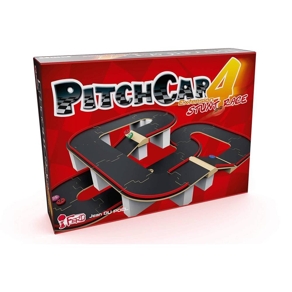 Expansiune 4 PitchCar Stunt Race