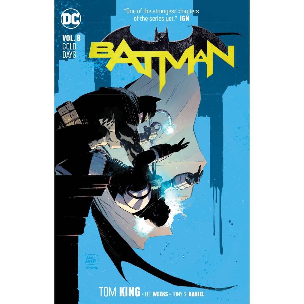 Batman TP Vol 08 Cold Days