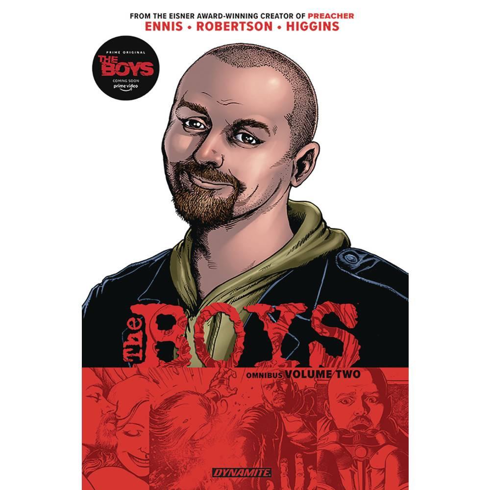 Boys Omnibus TP Vol 02
