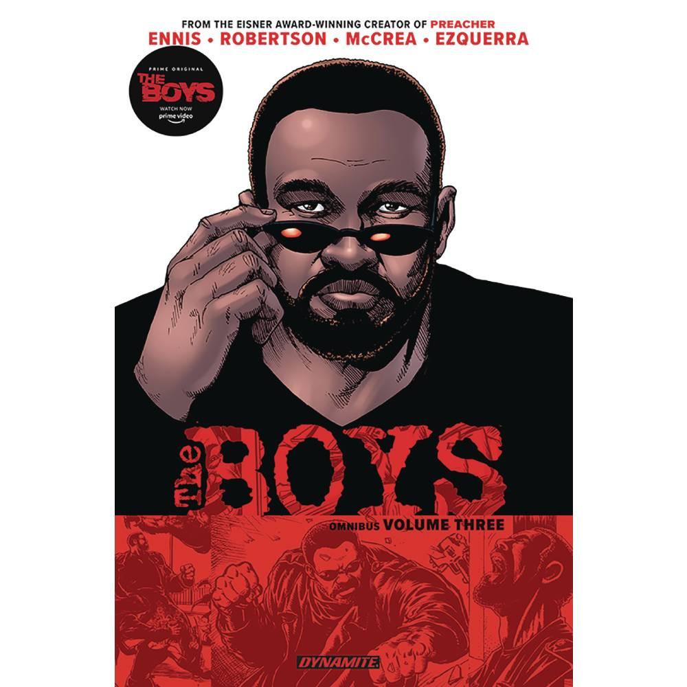 Boys Omnibus TP Vol 03