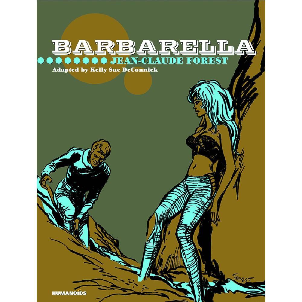 Barbarella Deluxe Edition Super Oversized HC
