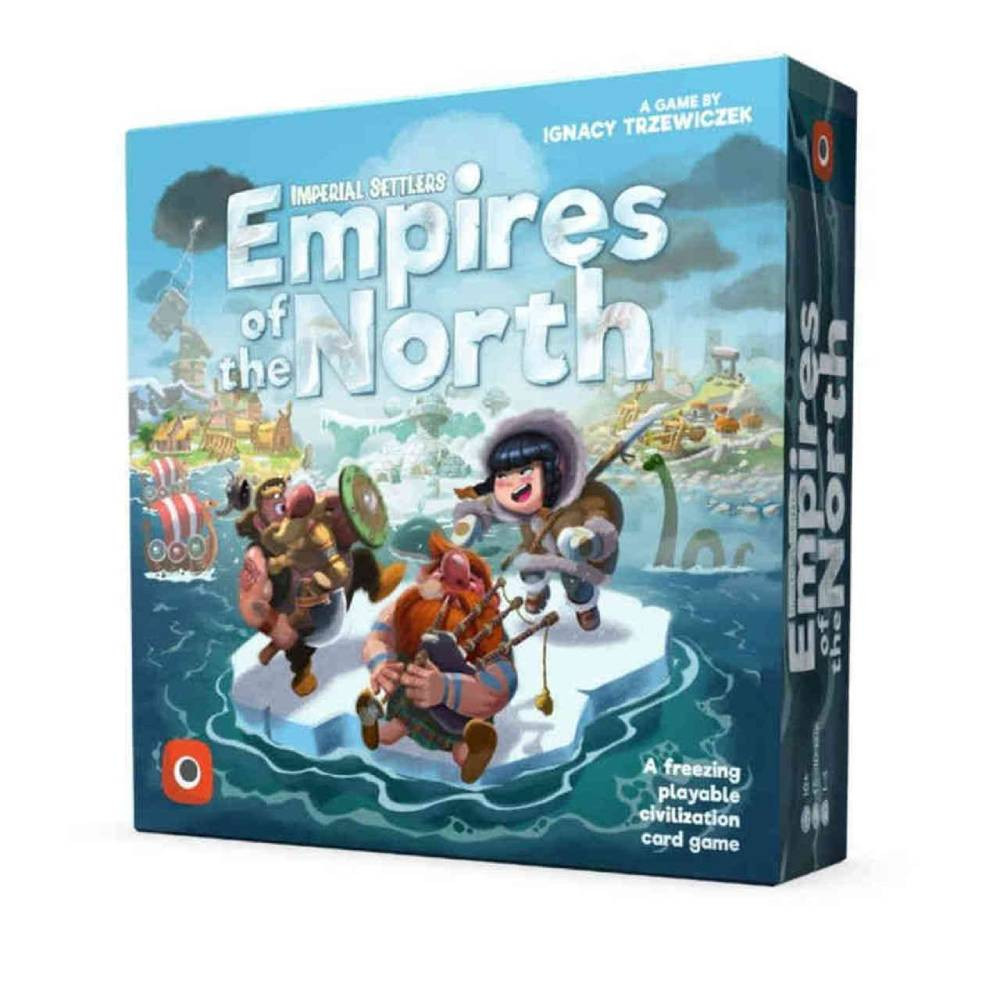 Joc Imperial Settlers Empires of the North