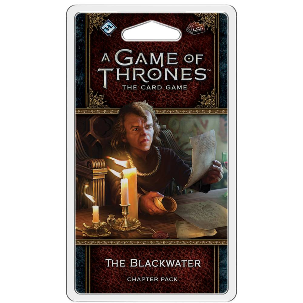 Expansiune A Game of Thrones The Card Game (editia a doua) The Blackwater