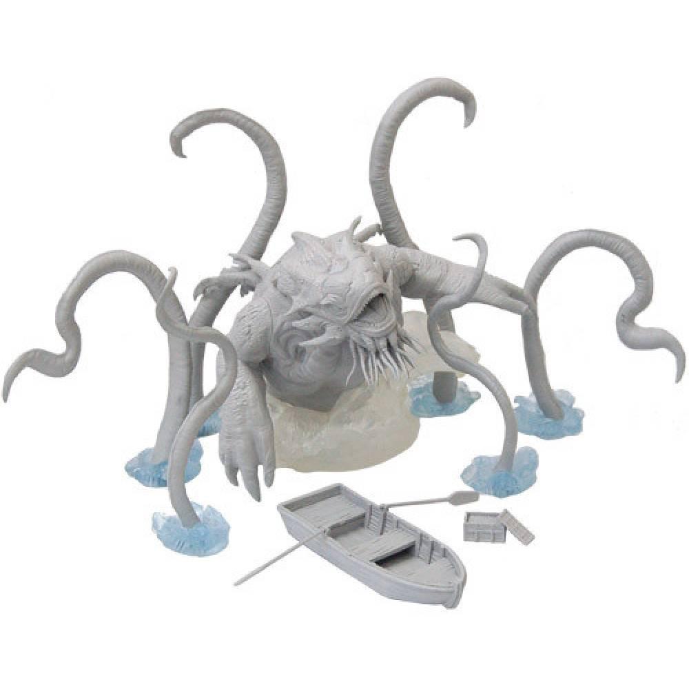 Miniaturi Nepictate D&D Kraken