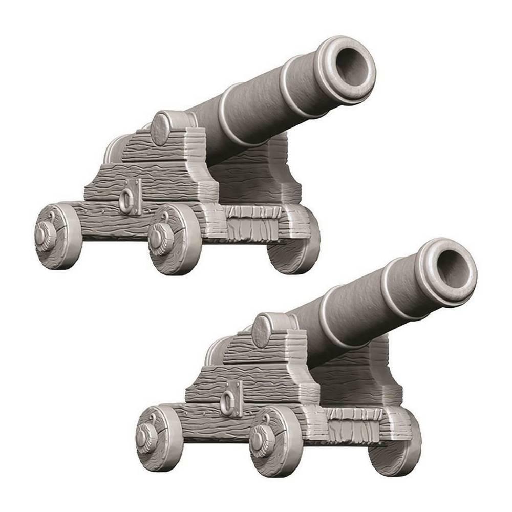 Miniaturi Nepictate Deep Cuts Cannons