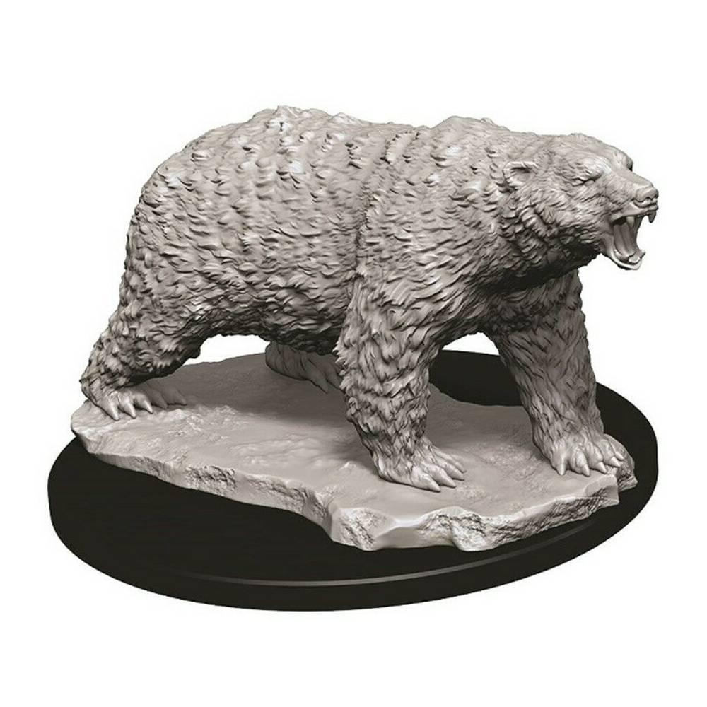 Miniaturi Nepictate Deep Cuts Polar Bear
