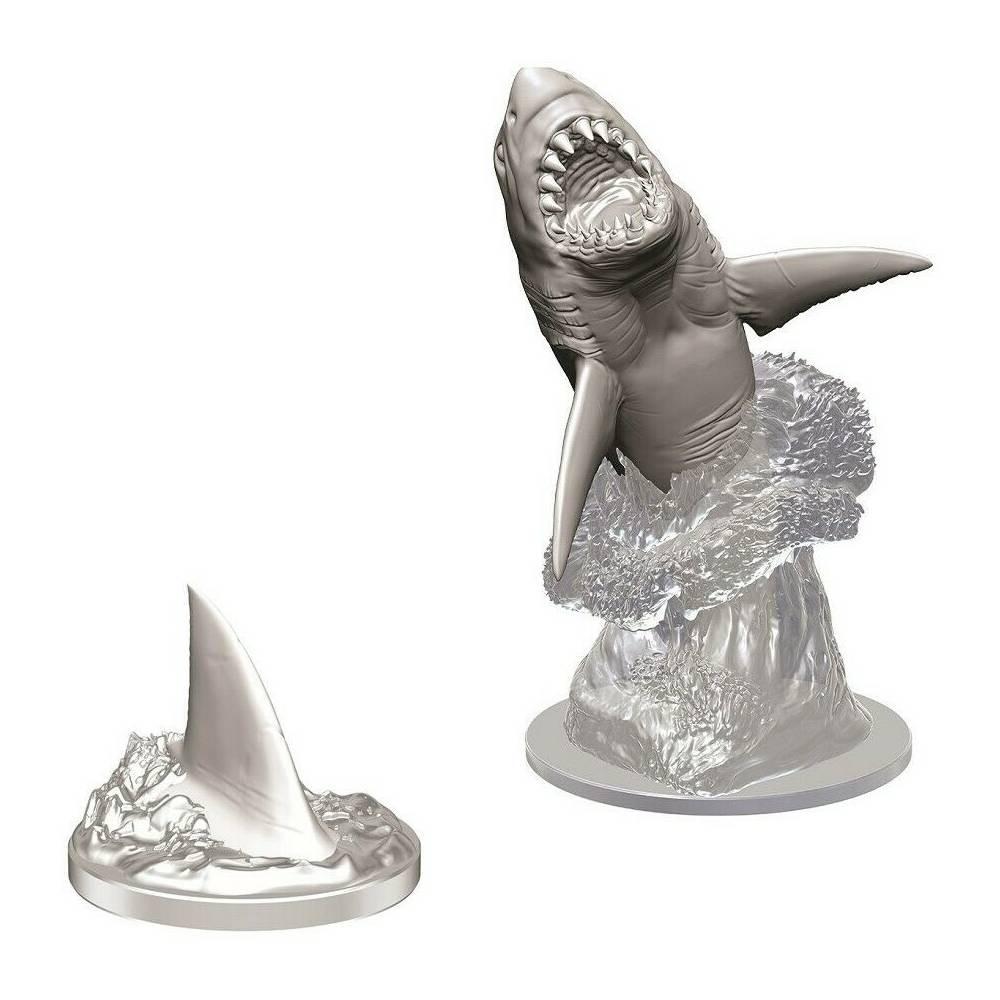 Miniaturi Nepictate Deep Cuts Shark
