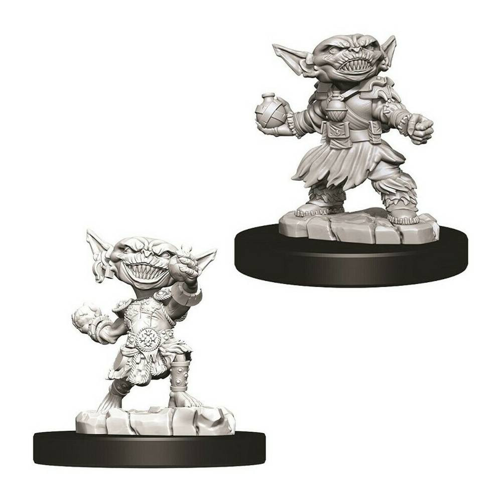 Miniaturi Nepictate Pathfinder Female Goblin Alchemist
