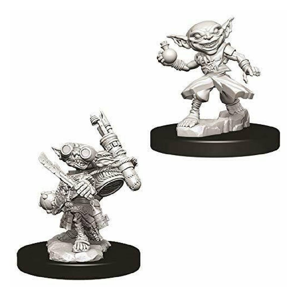 Miniaturi Nepictate Pathfinder Male Goblin Alchemist