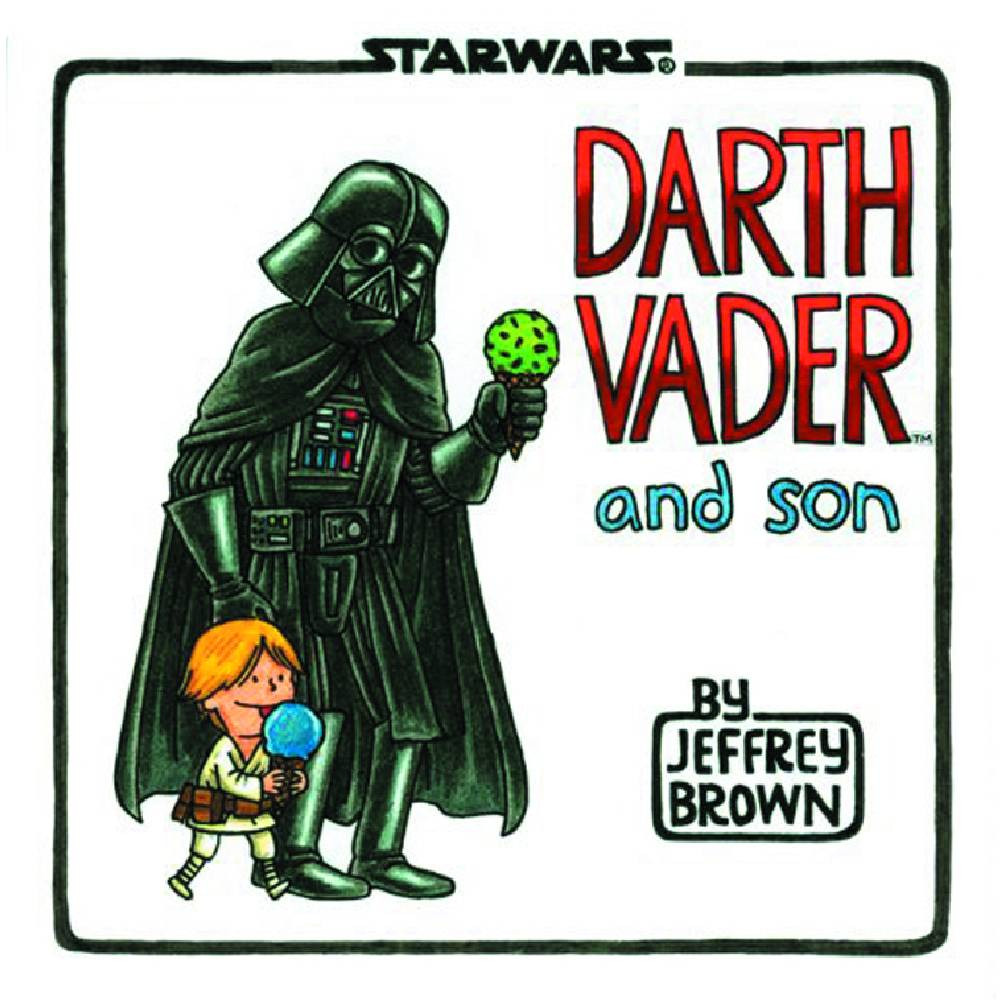 Darth Vader and Son HC imagine