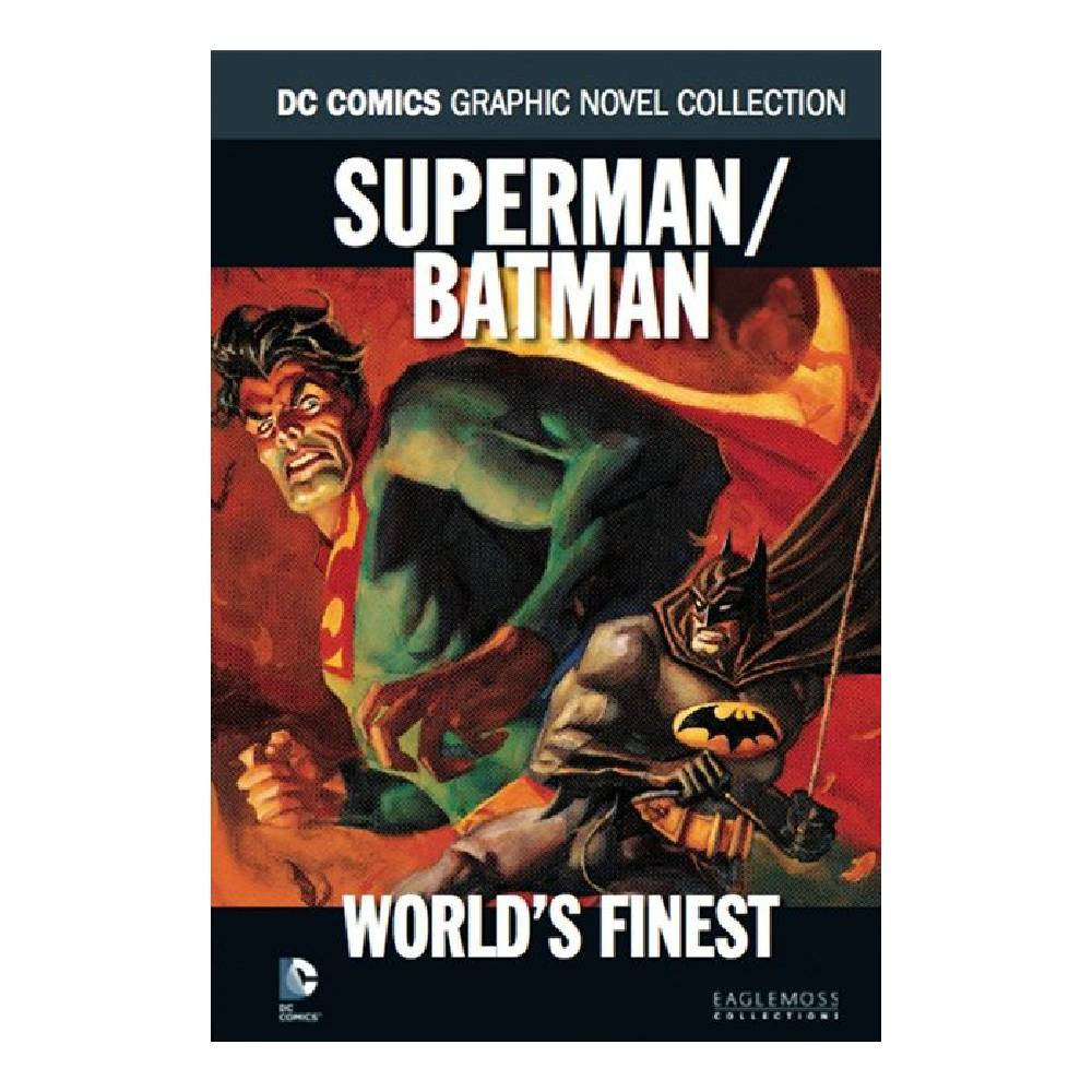 DC Comics GN Coll Vol 66 Superman Batman Worlds Finest HC