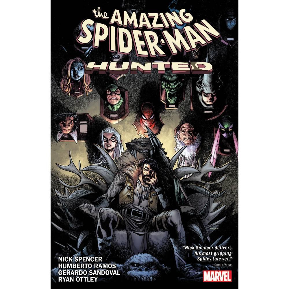 Amazing Spider-Man TP Hunted