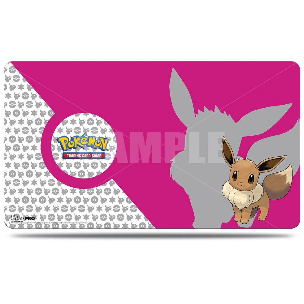 Playmat Pokemon Trading Card Game Eevee 2019