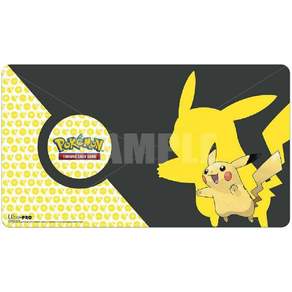 Playmat Pokemon Trading Card Game Pikachu 2019