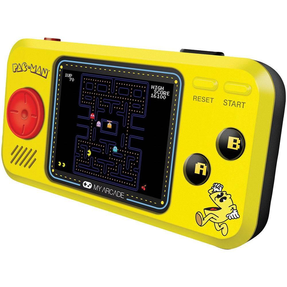 Consola Portabila Pac-Man Retro