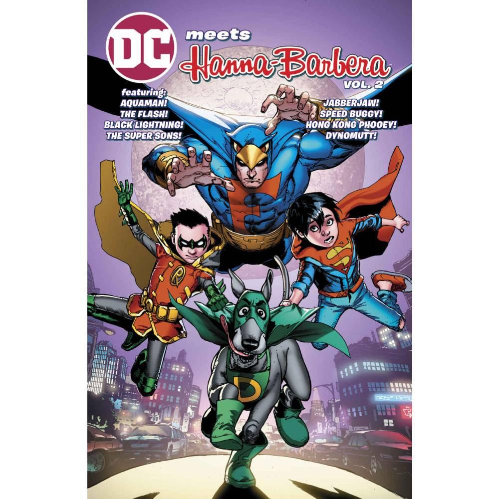 DC Meets Hanna Barbera TP Vol 02