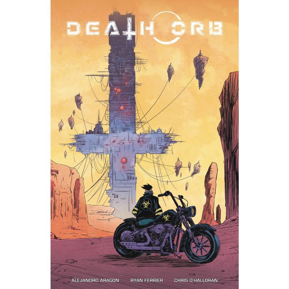 Death Orb TP Vol 01