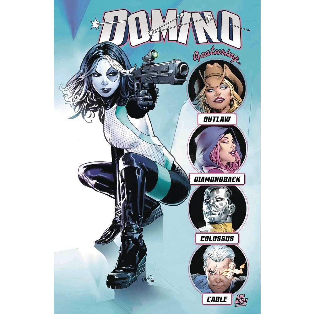 Domino Annual 01