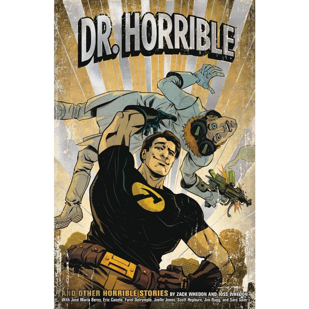 Dr Horrible and Other Horrible Stories (2nd edition)
