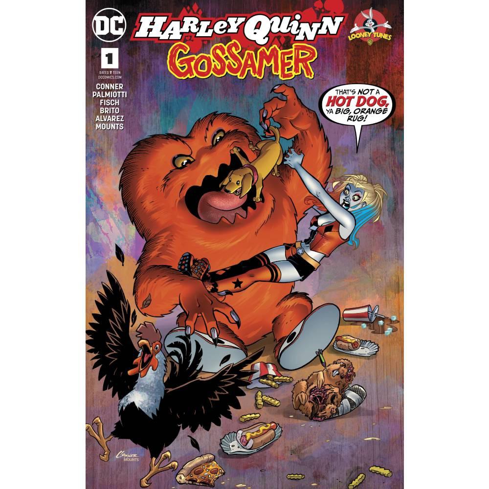 Harley Quinn Gossamer Special 01