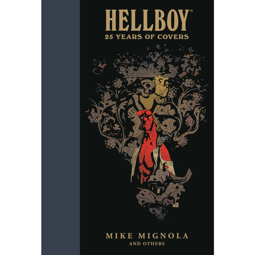 Hellboy HC 25 Years of Covers imagine