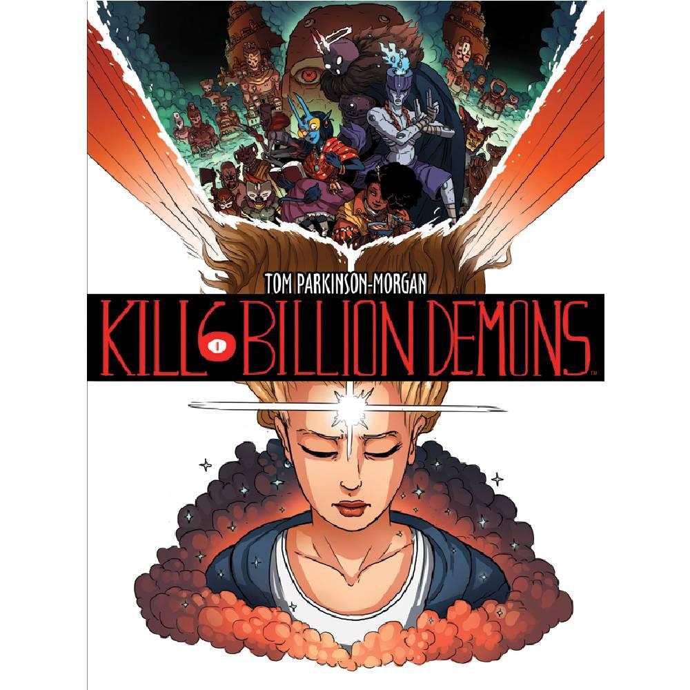 Kill 6 Billion Demons TP Vol 01