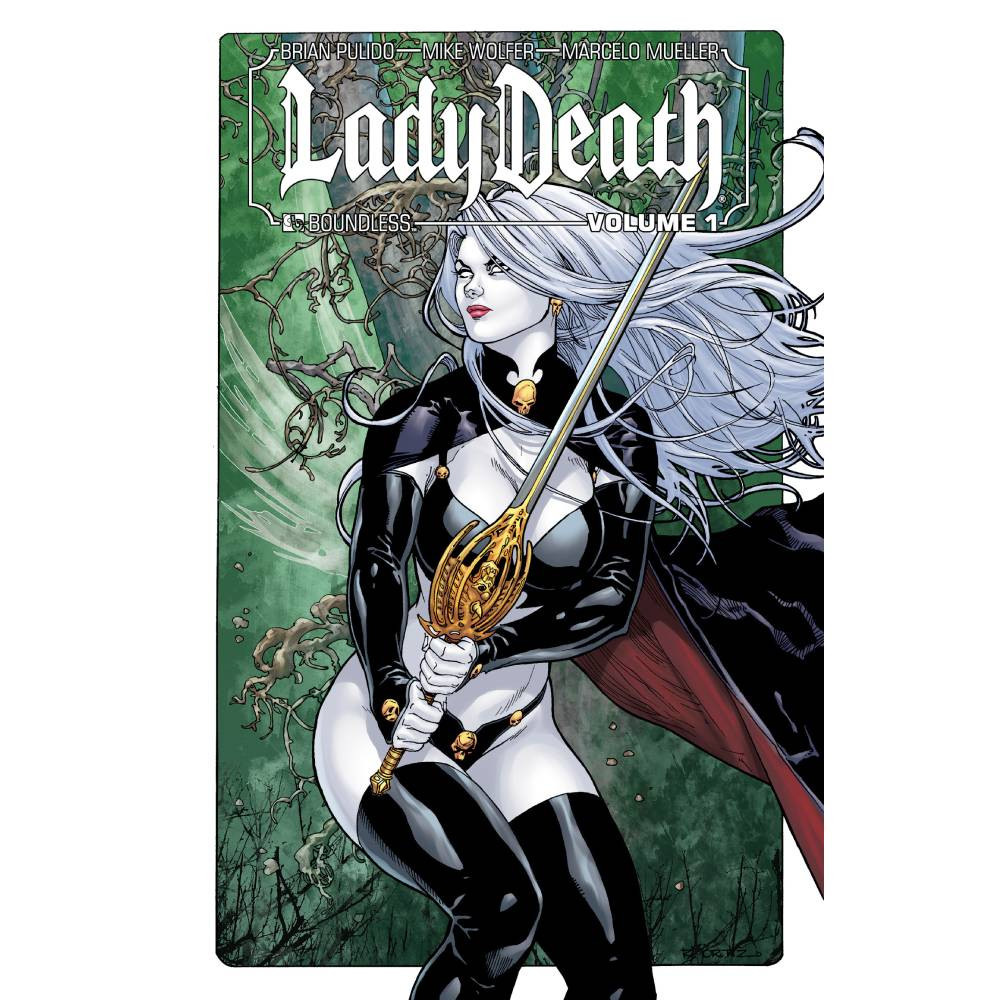 Lady Death TP Vol 01
