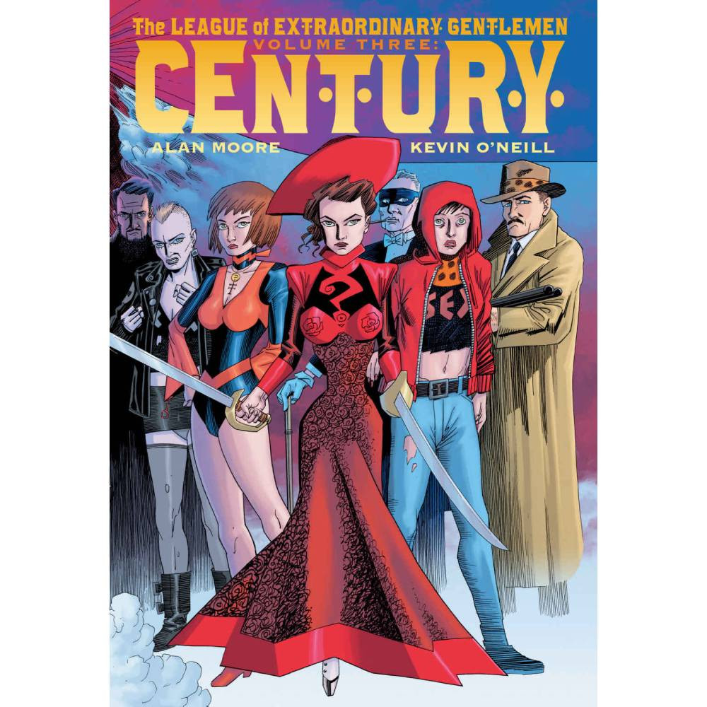 League of Extraordinary Gentlemen Vol Three Century TP