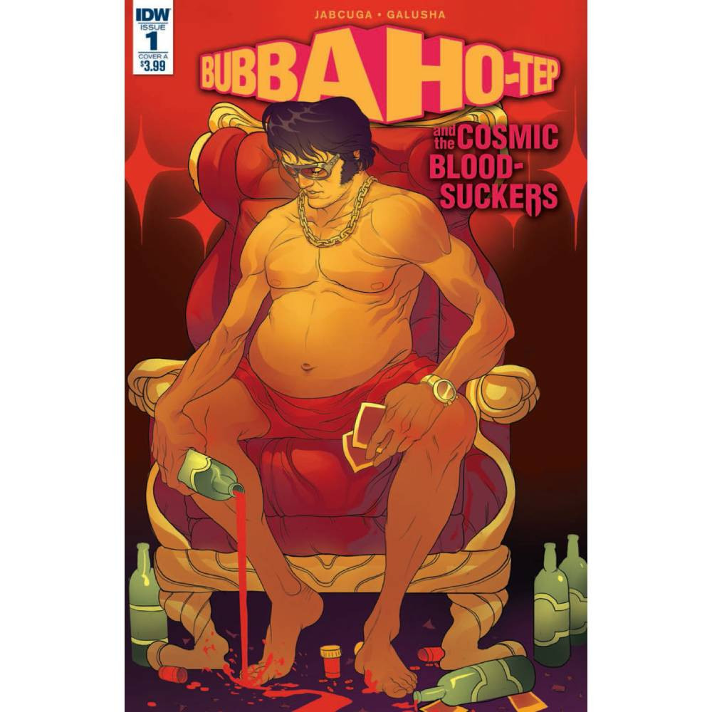 Limited Series - Bubba Ho-Tep - Cosmic Blood-Suckers imagine
