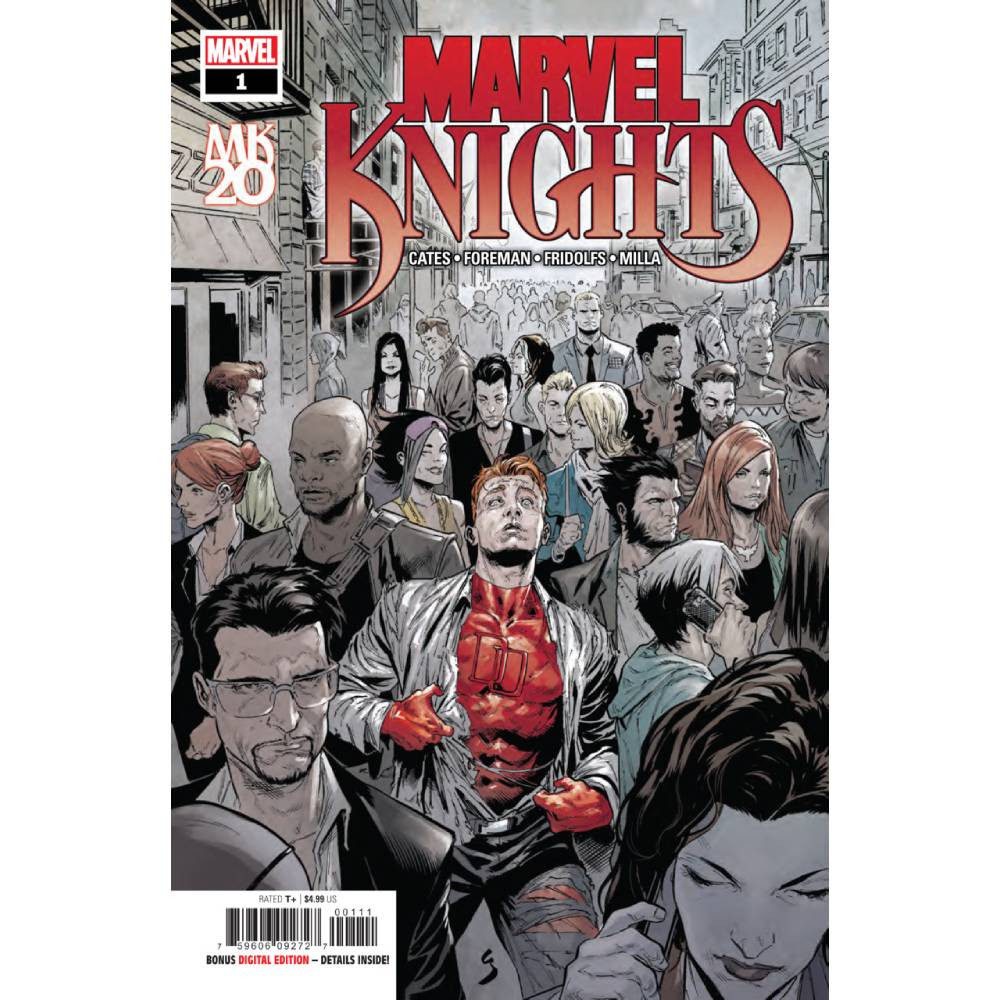 Limited Series - Marvel Knights 20th