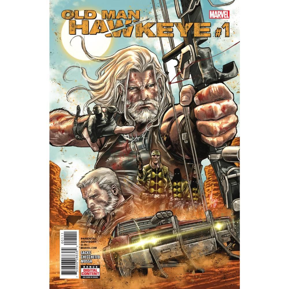 Limited Series - Old Man Hawkeye