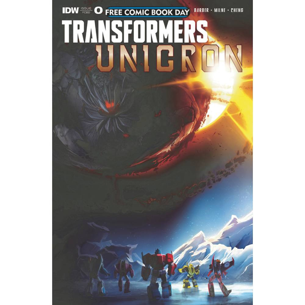 Limited Series - Transformers - Unicron