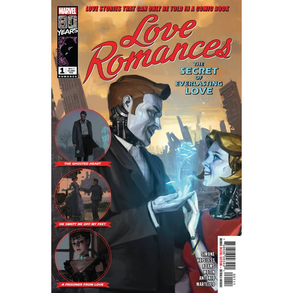 Love Romances 01