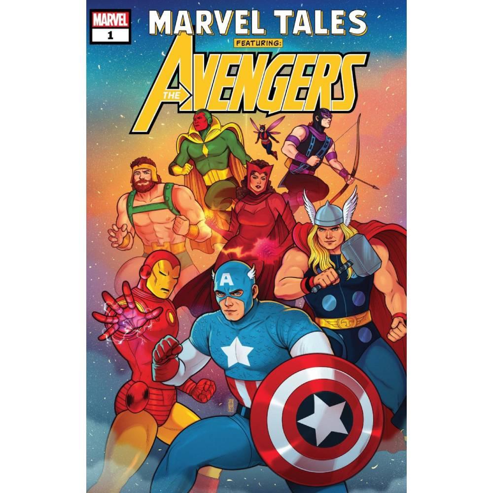 Marvel Tales Avengers 01