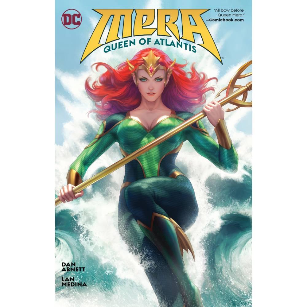 Mera Queen of Atlantis TP