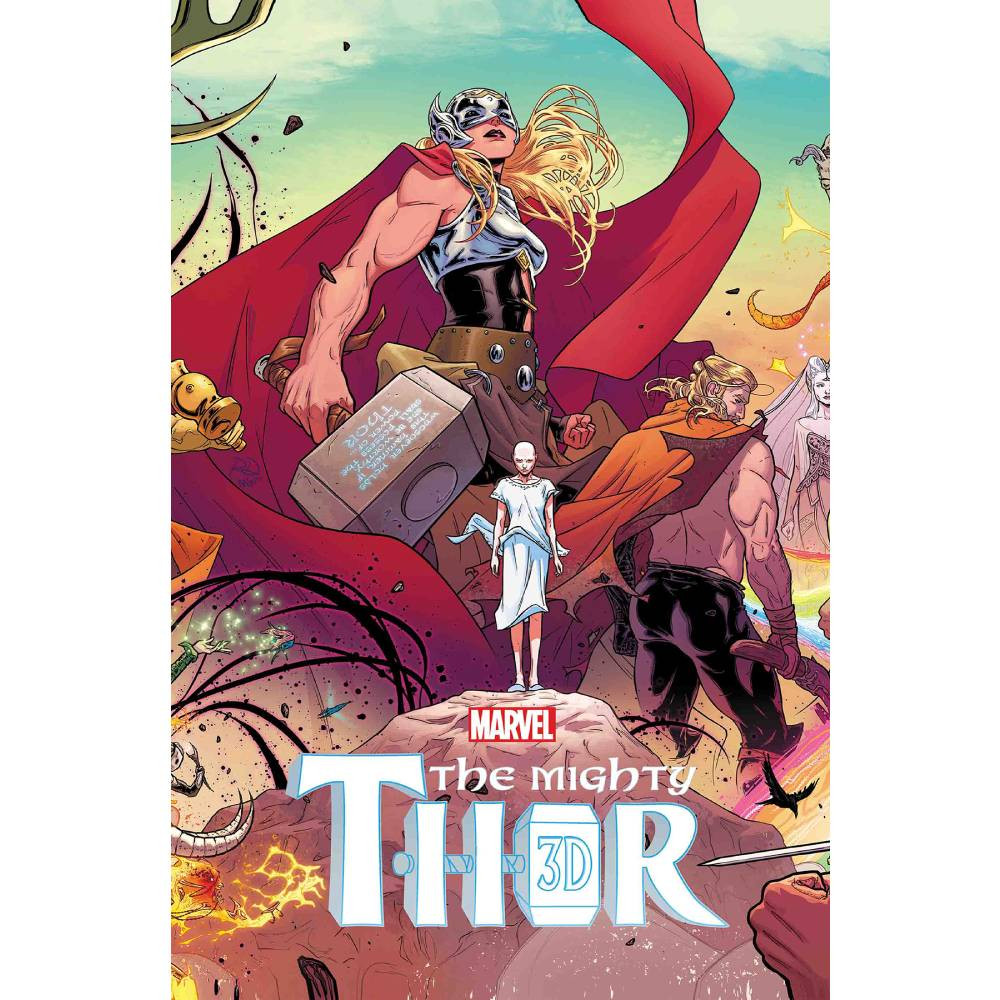 Mighty Thor 3D 01