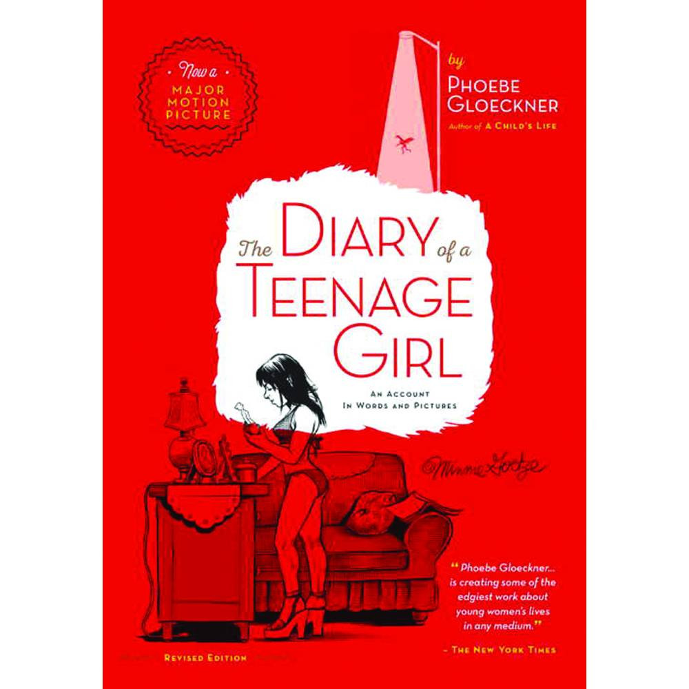 Phoebe Gloeckner Diary of Teenage Girl GN Revised Edition