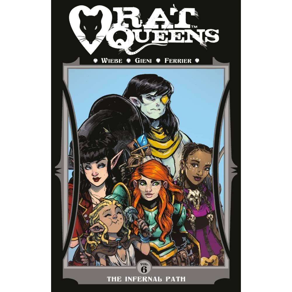 Rat Queens TP Vol 06 Infernal Path