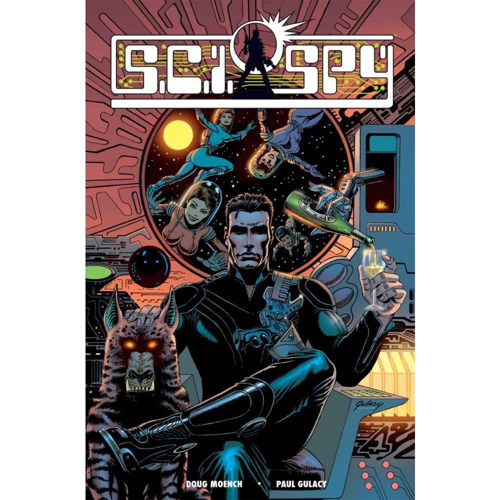 Sci Spy Complete Series TP