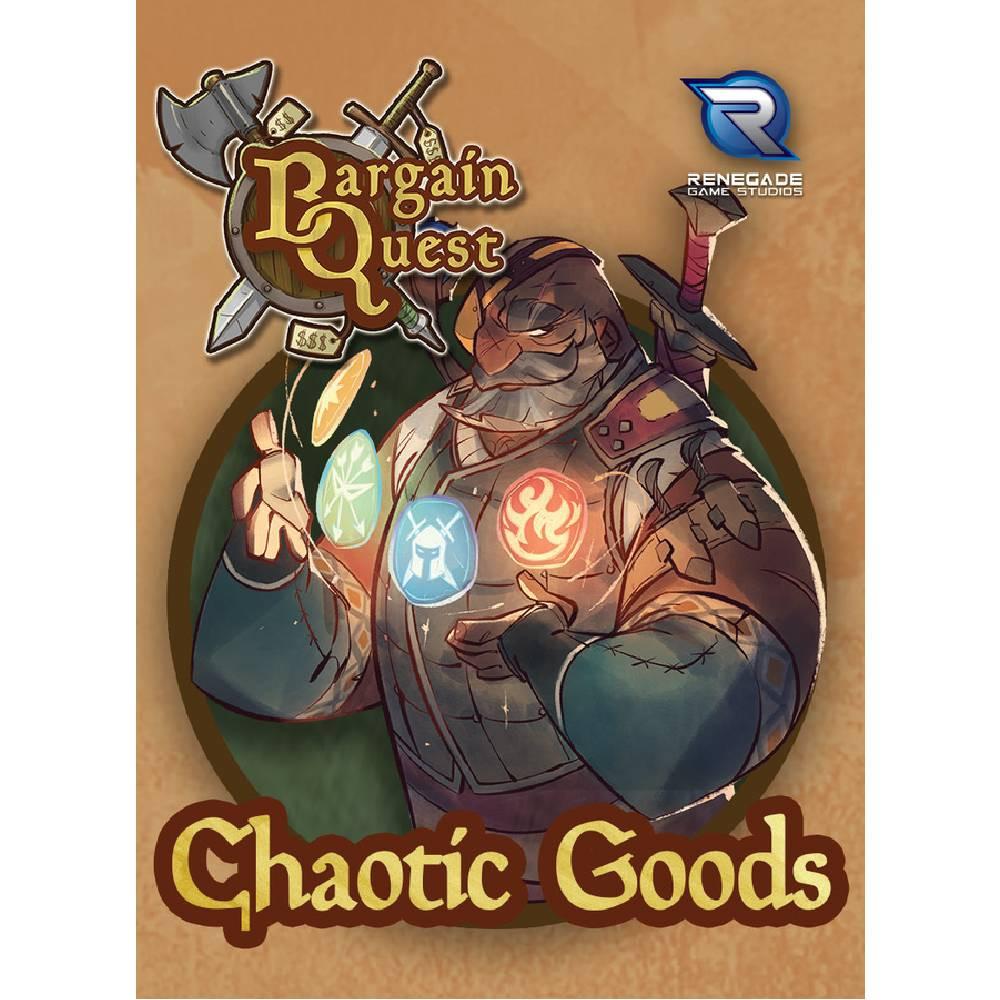 Expansiune Bargain Quest Chaotic Goods